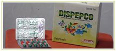 Dispepco Capsules  In Gumla