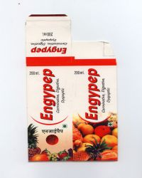 Engypep Syrup and Drops  In Sikar