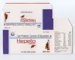 Hepeto Cap and Hepeto Syrup  In Daman and Diu