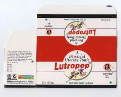 Lutropep Syrup and Capsule